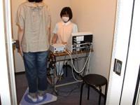 平衡機能検査(重心動揺検査など)